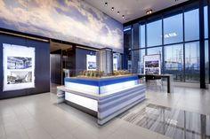 UNION31 Sales Center, Sales Office, Arch Model, Condominium, Open Plan, Marketing, Mansions, Interior Design, Architecture