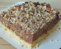Recept: Nepečený jáhelník s ořechy a kakaem