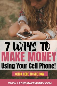 Here is exactly how I make money with my phone. Yes you can totally make money your smartphone starting today using our tips. Make money using your cell phone for free using amazing apps. You can now earn about $800 per month using your phone today! What are you waiting for? Start making money with your cell phone right now! #makemoneyonline #sidehustleideas