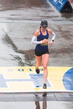 The Nurse Who Took a Very Different Route to 2nd Place in the Boston Marathon - The New York Times