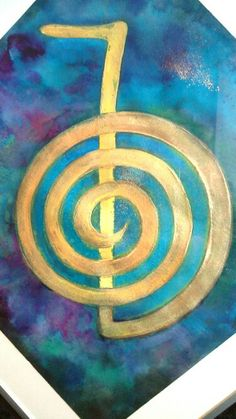 CKR, Reiki art projects, mixed media, 2014 EBM