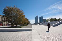 Galería de Four Freedoms Park de Louis Kahn bajo el lente de Lorena Darquea - 8