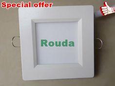 wholesale china epistar smd3014 110*110mm 6w led panel,led panel light 6w 20pcs/lot free shipping