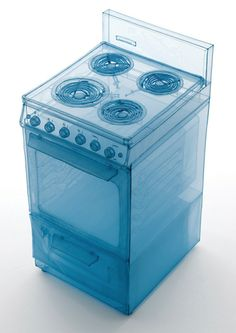 """Do So Huh's """"Stove"""" from the specimens series."""