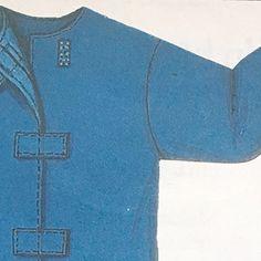 'n Ketelpak om self te maak Polo Shirt, T Shirt, Sewing Clothes, Om, Mens Tops, Fashion, Supreme T Shirt, Moda, Polos