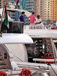 Yacht Charter - Dubai