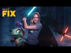 Star Wars Force Awakens, Yooka-Laylee News - IGN Daily Fix