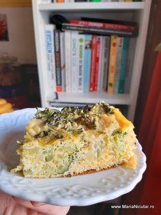 Natural, Pie, Snacks, Breakfast, Broccoli, Desserts, Frittata, Food, Festive