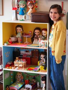 blythe house...This lady's site is awesome!