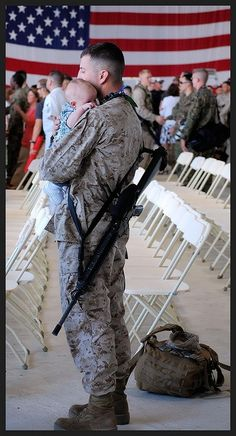 True dedication to your country sometimes means leaving behind the ones you love the most.