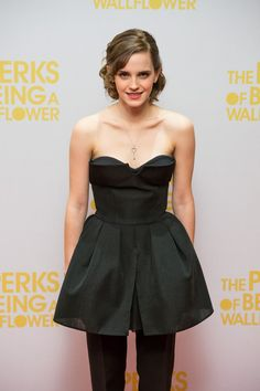 """The Perks Of Being A Wallflower"" Special  Screening,  Mayfair Hotel,  London- Red Carpet,  (26/09/12)"