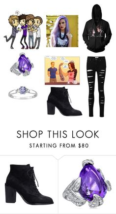 """""""Morning"""" by killjoy-717 ❤ liked on Polyvore featuring Drukker Designs and Miadora"""
