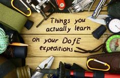 57 Things You Actually Learn On Your DofE Expeditions