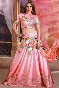 020202401 56 Best Full Sleeve Lehenga Choli images