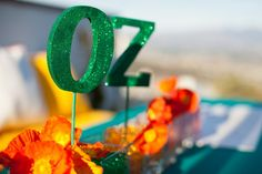 Wizard of Oz themed birthday party!