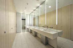 commercial restroom design - Google 搜尋                                                                                                                                                     More