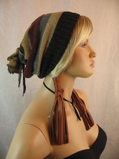 2 Hair Tie Wrap Extensions, Fringe Feather Leather Ponytail Holder , BOHO Hair Jewelry. $ 29.50, via Etsy.