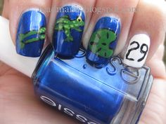 For Susan - how cute.  Love me some Mad Manis, her site is fantastic!