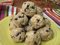 Peanut Butter Balls - Great healthy snack