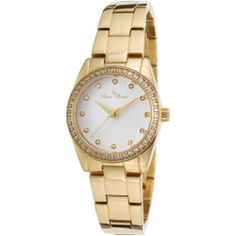 Women's LaBelle Gold-Tone Stainless Steel Watch, 27mm