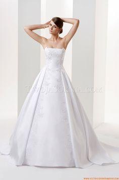 Vestido de novia Gala Galaxy Semi Dry 2014