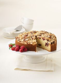 A go-to breakfast coffee cake that's perfect for guests. Make a new kind every week by changing the preserves.