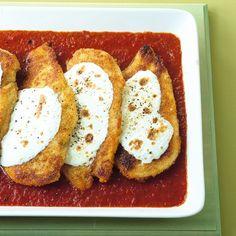 Chicken Parmigiana Recipe & Video | Martha Stewart