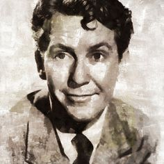 Burgess Meredith, Vintage Actor by Mary Bassett