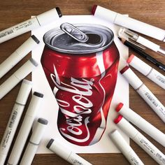 Incredible Detailed Illustrations by Stephen Ward