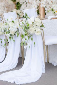 24 White Wedding Decoration Ideas ❤ See more: http://www.weddingforward.com/white-wedding-decoration-ideas/ #wedding #bride