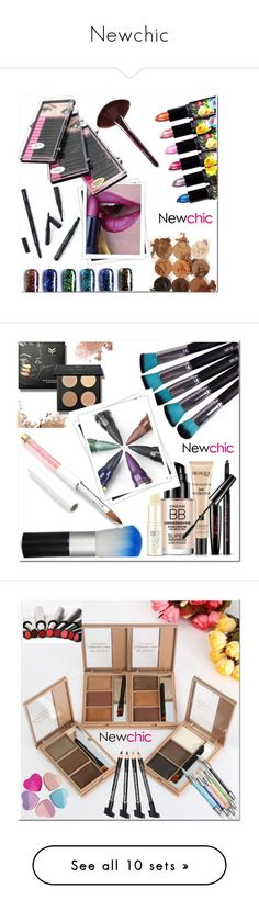 """""""Newchic"""" by fatimka-becirovic ❤ liked on Polyvore featuring beauty, GALA and newchic"""