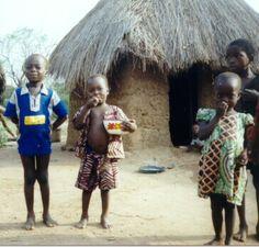 Benin - children
