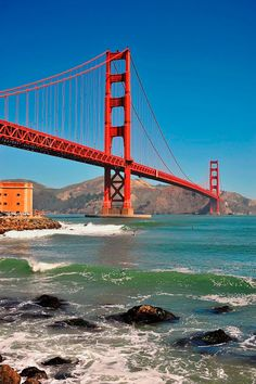 If everybody had an ocean..Golden Gate, San Francisco by Angelo Ferraris on 500px
