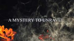 Tonight's Desire Book Trailer. My Books, Past, Mystery, Past Tense