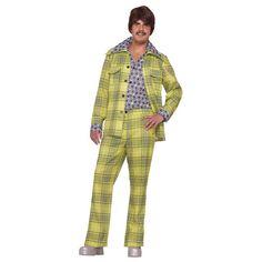 $49.99 - Leisure Suit 70's Plaid
