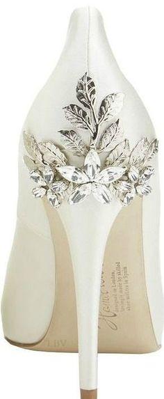 ✤ Harriet Wilde Marina Daisy - Wedding Shoes | LBV ✤