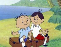 Bolek i Lolek. One of the greatest polish cartoon.my childhood memories ♡ Cartoon Shows, Cartoon Characters, Cartoon Art, Great Memories, Childhood Memories, Nostalgia, Good Old Times, My Heritage, Vintage Posters