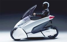 Future Technology | The VW 2020 Personal Transport Future Car (pictured above) was ...