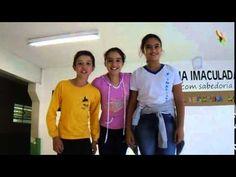 No palco da escola Imaculada! - YouTube