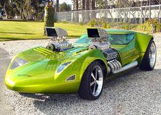 Real life Hot Wheel Car!