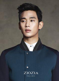 Kim Soo Hyun - ZIOZIA F/W 2014