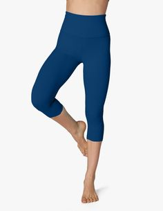 ae243a07dd9463 Walk and Talk High Waisted Capri Legging | Beyond Yoga Leggings Sale, Capri  Leggings,