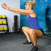 Cross-Fit / 8 minute workout