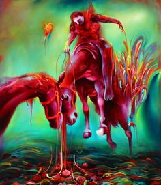 Michael Page, 1979 ~ Pop Surrealism painter Pop Surrealism, Surrealism Painting, Apartment Painting, House Painting, Michael Page, Different Kinds Of Art, Painting Services, Wall Paint Colors, Art Graphique