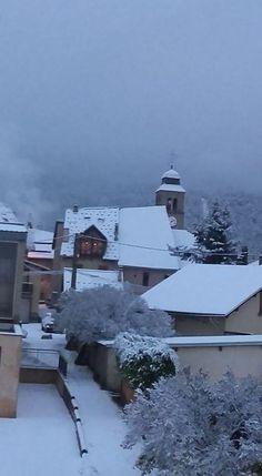 Hautes-Alpes   La neige s'invite dans le nord du département