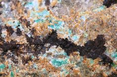Gold Rich Ore - Silver Ore - Chrysocolla Crystals - Lapidary - Bullion - Gemstone - 5.3 OZ Mineral Specimen - Gift - Rock Collection by EarthlyCrystals33 on Etsy