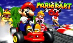 Mario Kart 64 speeds onto Wii U Virtual Console   By Reinier Macatangay  One of the greatest multiplayer titles in existence Mario Kart 64 is available on the Wii U Virtual Console today. It seems like this game should have come out sooner considering it was on the original Wiis Virtual Console a while ago but better late than never. For $9.99 Wii U gamers can relive the Nintendo 64 classic.  Nintendo released a statement on itswebsite:  With improved courses and a revolutionary head-to-head…