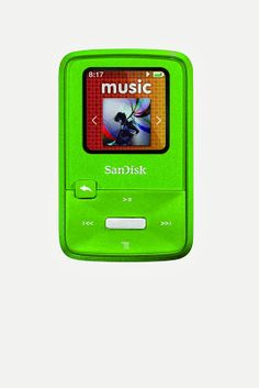 Sansa, Mp3 Player, Nintendo Consoles, Lime, Phone, Limes, Telephone, Mobile Phones, Key Lime