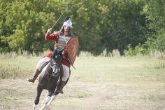 Rus warrior_13 cent_+Ratnoe Delo+ reenactment fest_http://vk.com/photo-30578984_336579526
