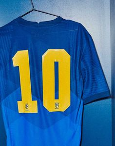 Nike Launch Brazil 2021 Copa America Kits - SoccerBible 1970 World Cup, World Cup Qualifiers, Football Outfits, Home And Away, Brazil, Product Launch, America, Kit, Pure Products